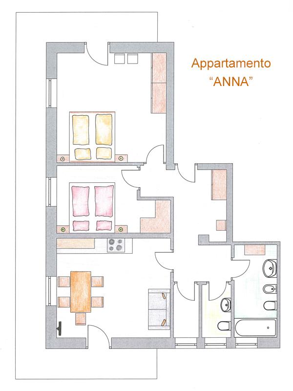 Appartamento Anna Drau Natur San Candido In Alta Pusteria